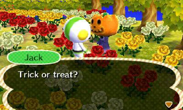 Jack in Animal Crossing New Leaf