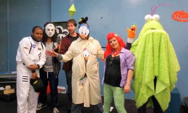 Fools Play Costumes Halloween 2013
