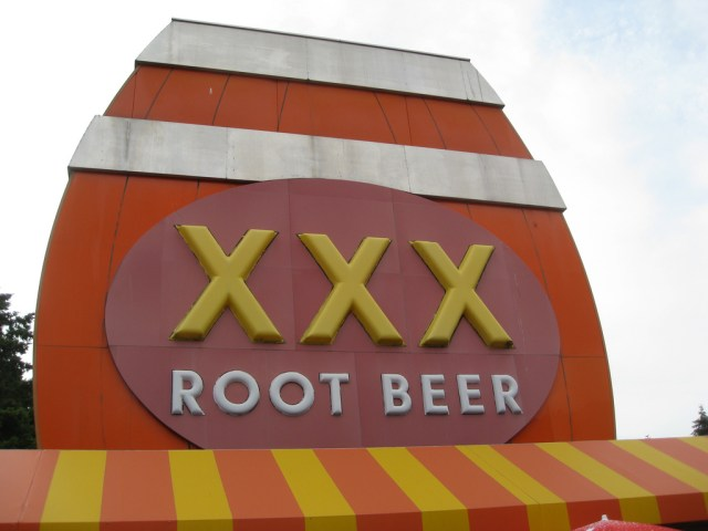 XXX Root Beer, Photo by brewbooks