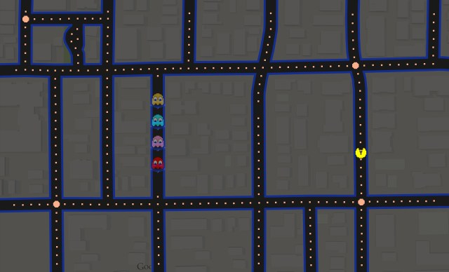 Pac-Man on Capitol Hill!