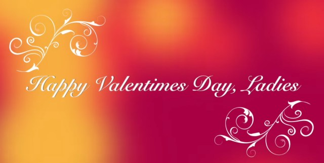 What day is it? Happy Valentimes Day 2016