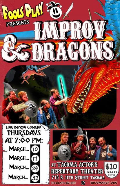 Improv & Dragons