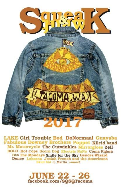 Squeak & Squawk Tacoma