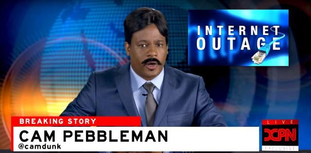 Cam Pebbleman has the best mustache in broadcasting.