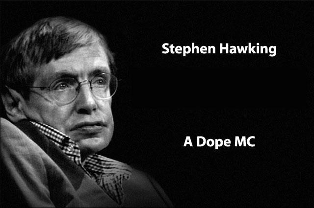 e=MC Hawking