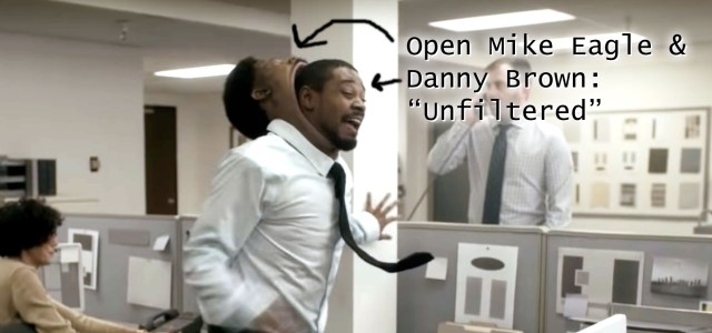 Open Mike Eagle & Danny Brown: Unfiltered