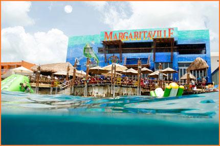 Jimmy Buffetts Margaritaville  This is Cozumel