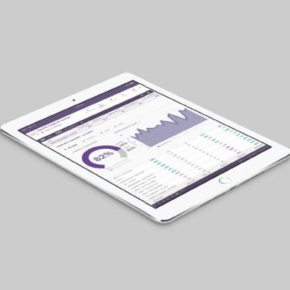 SwipeSense: iPad App