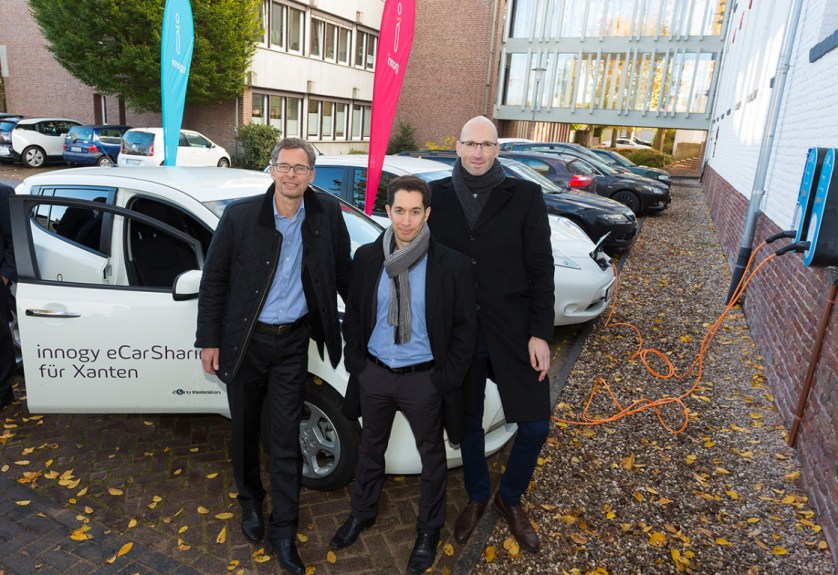 ecarsharing2 Energy Solutions for the New Generation: Design Thinking at Innogy