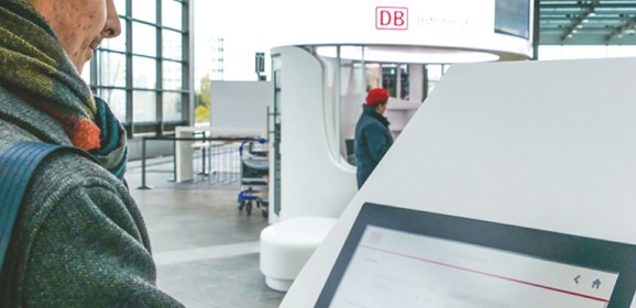 Taking Risks, Earning Trust and Including Co-Workers: User-Centred Design at Deutsche Bahn Operations