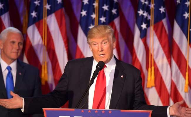 Trump Wins! Transcript of Victory Speech – Nov 9, 2016