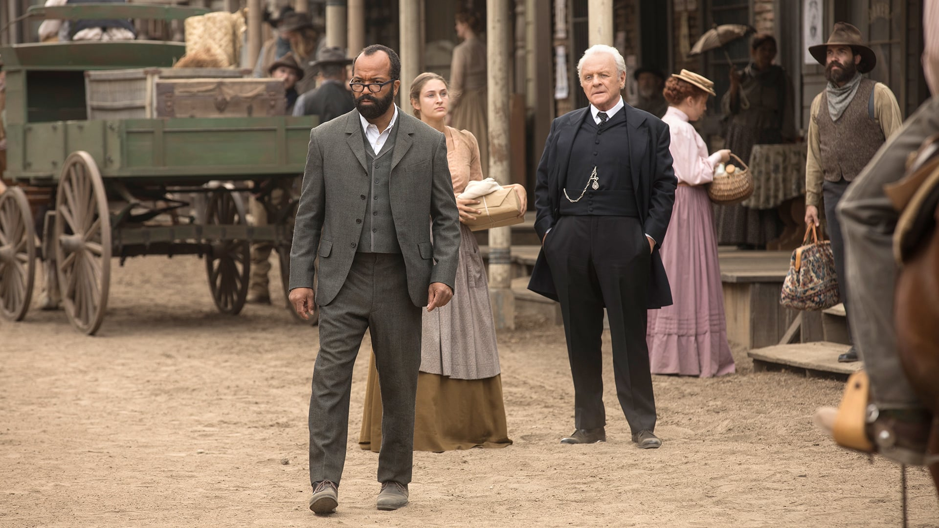 "Westworld Season 2: Episode 7 ""Les Escorches"""