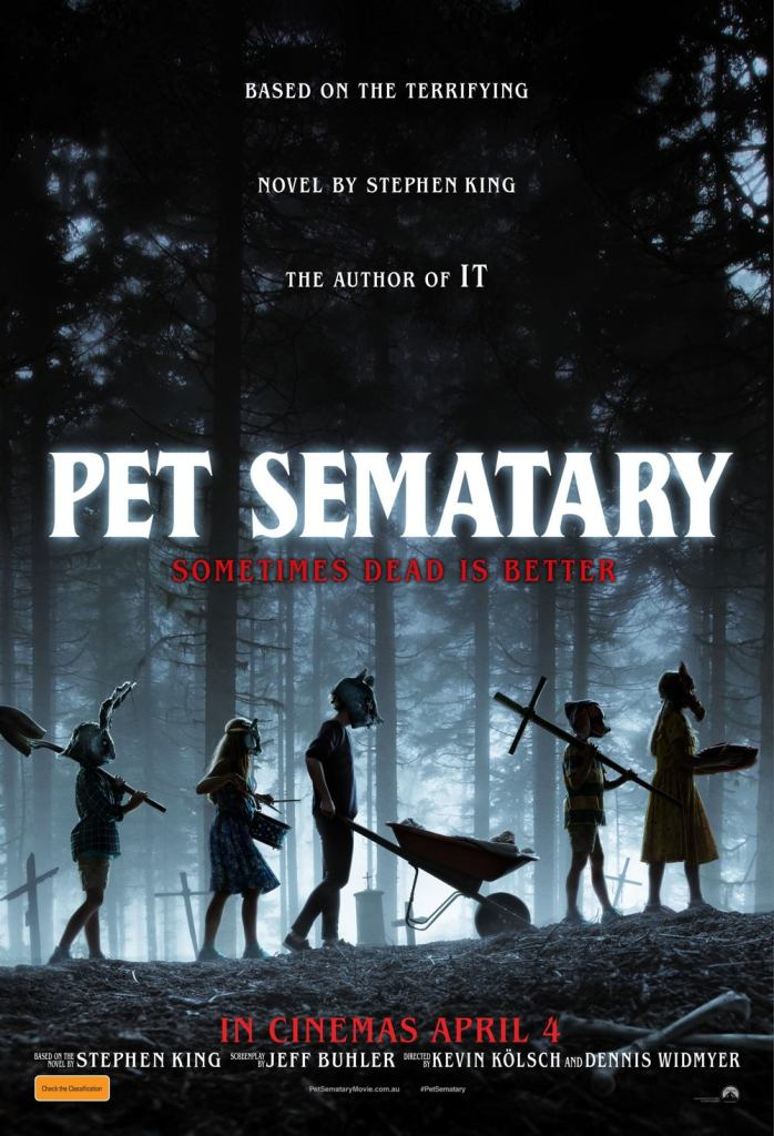Sometimes dead is better - Pet Sematary (2019)