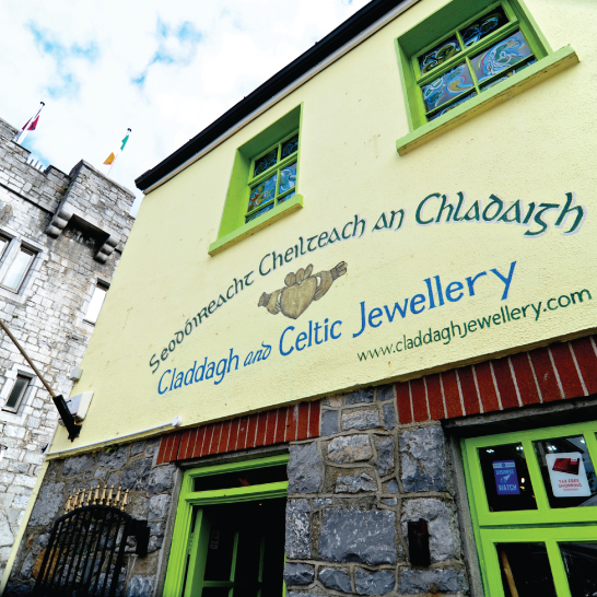 Jewellery Shop Galway Claddagh And Celtic Jewellery