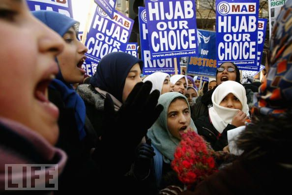 Hijab Our Right