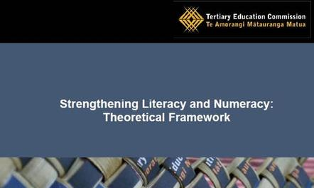 What is embedded literacy and numeracy  thisisgraeme