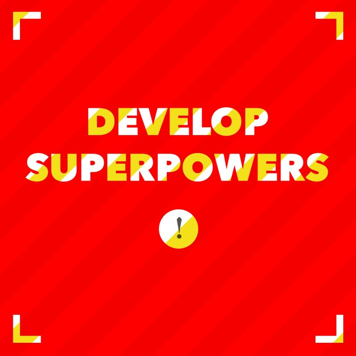 Develop Superpowers