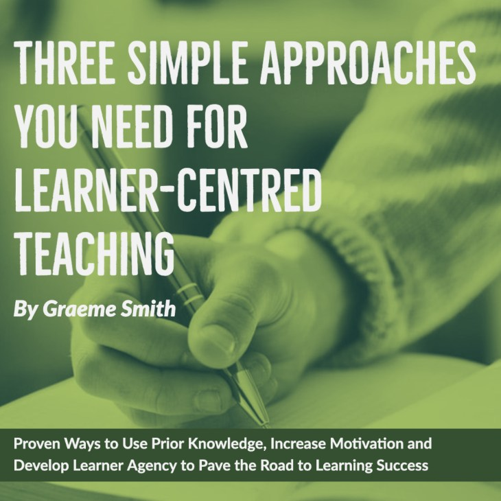 Have you ever thought about how to improve your teaching? Have you ever wondered what it takes to create learner success in any teaching environment? Well, you need three things