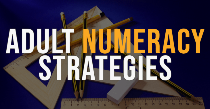 Numeracy strategies: What are some more examples for vocational tutors?