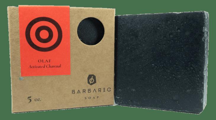 Barbaric Soap