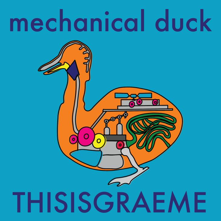 Mechanical Duck - by THISISGRAEME
