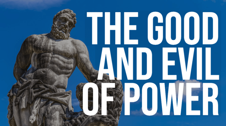 POWER   Smart Person's Guide to Understanding the Nature of Power  The Good and Evil of Power - With Nathan and friends from Barbarian Rhetoric  THISISGRAEME
