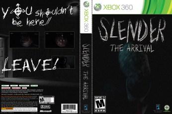 Slender The Arrival Box Art