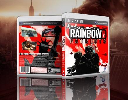 Rainbow 6 Patriots Box Art 3D