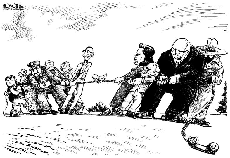 Tug o' War