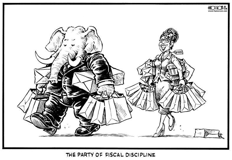 The Party of Fiscal Discipline