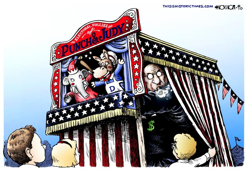 Pay No Attention to that Man Behind the Curtain