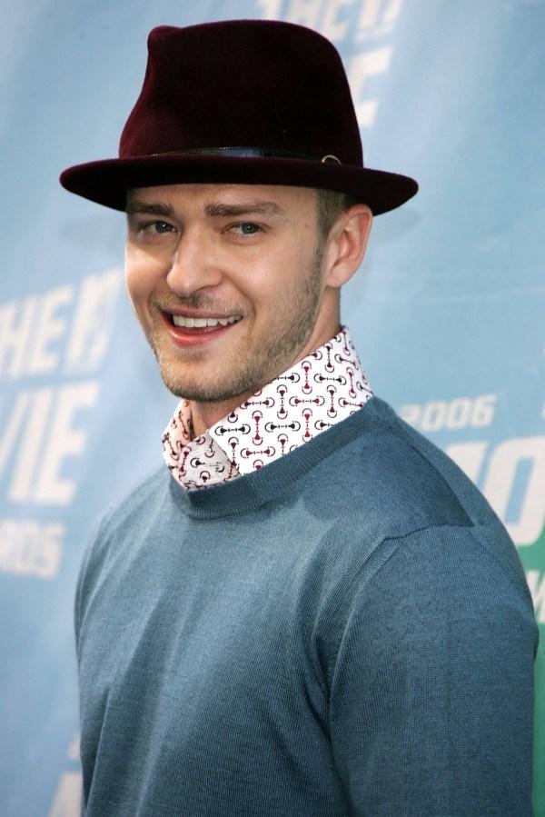 Justin Timberlake Ian' Eyes