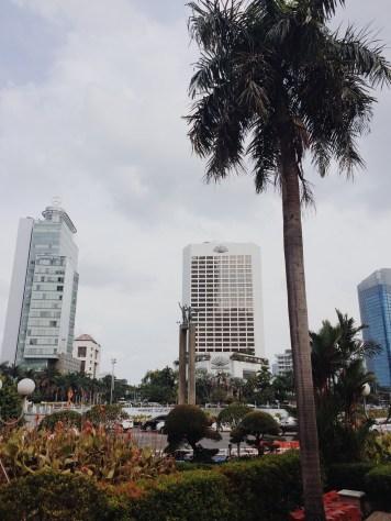 Jakarta; Bundaran HI