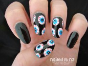 5 -naff halloween nail art ideas