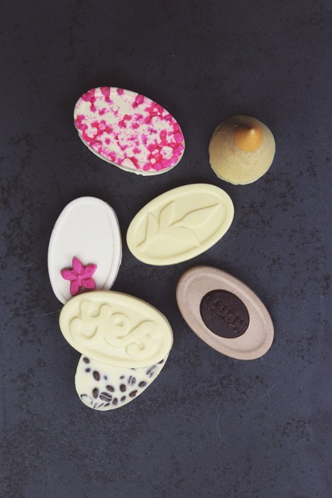 Photography LUSH Cosmetics New Massage Bars