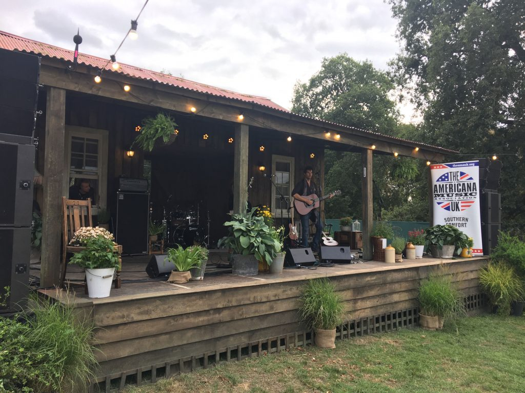 The Front Porch Stage - The Long Road Festival