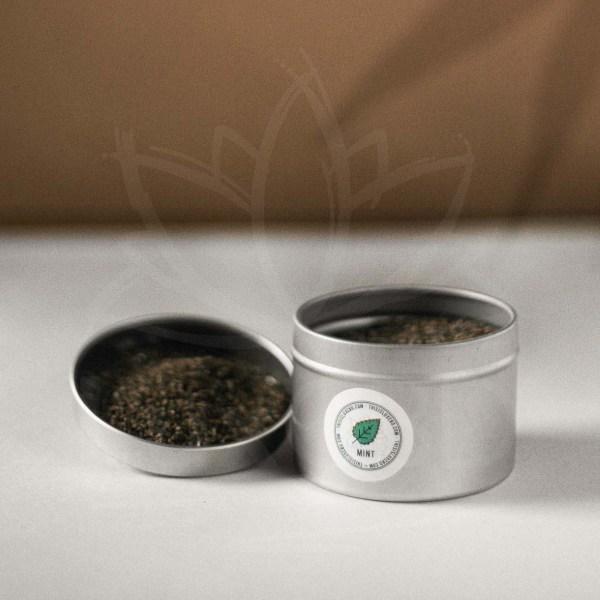 CBD Tea Loose Leaf Infusion Mint