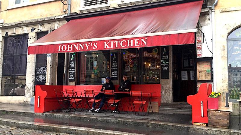 """Résultat de recherche d'images pour """"johnnys kitchen lyon"""""""