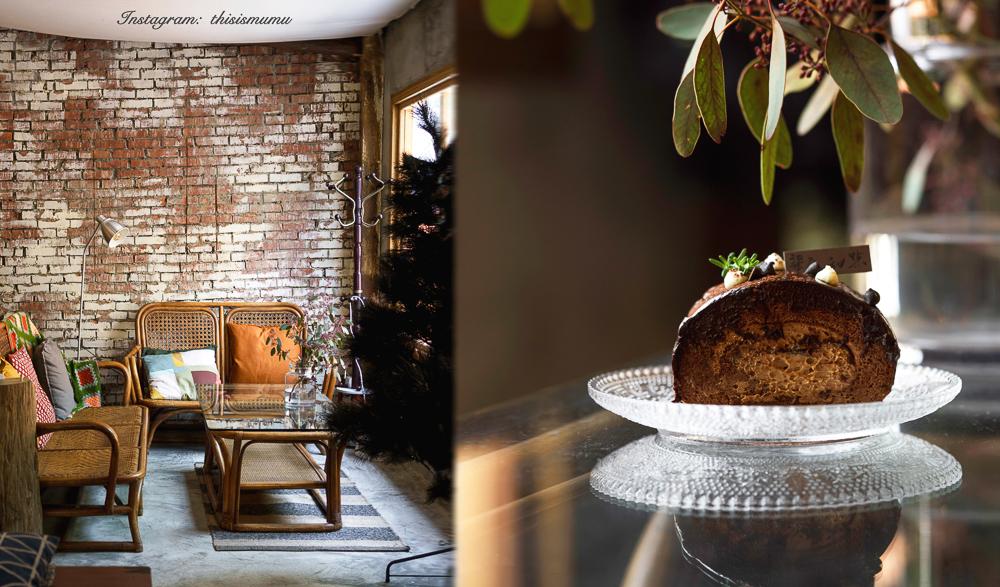 新竹美食。梁氏甜點|藏身在將軍村裡的老宅甜點咖啡廳,樸實的餐點卻一點也不樸實。