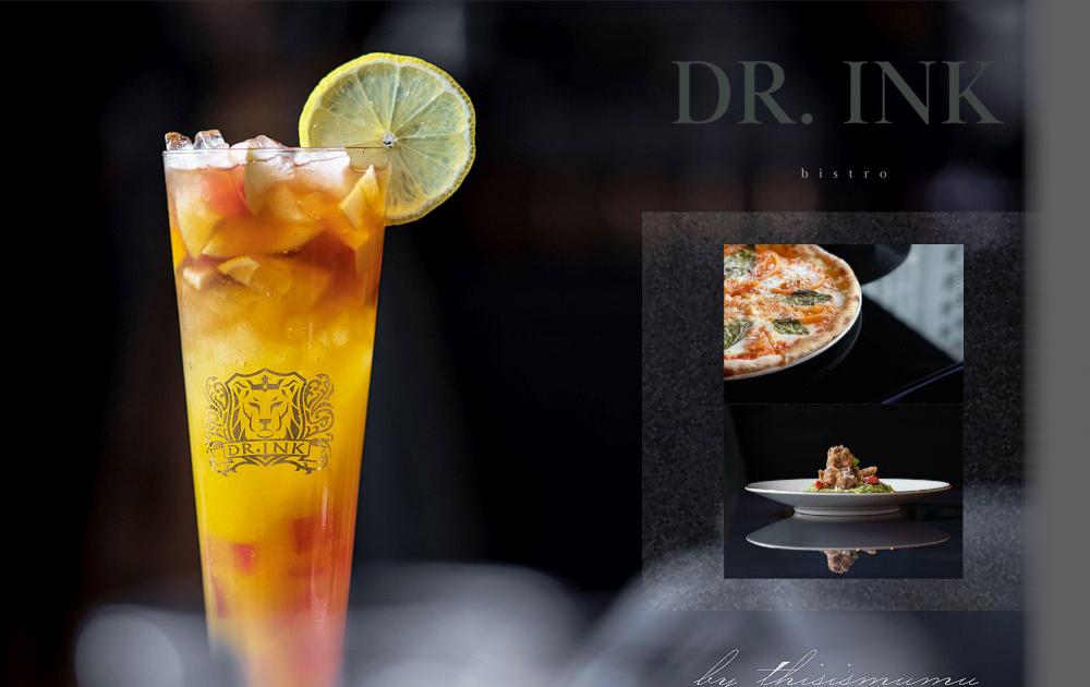 新竹美食。DR.INK 達墨餐酒館|竹北華麗餐酒館,謝師宴聚餐、約會餐廳、慶生之選。