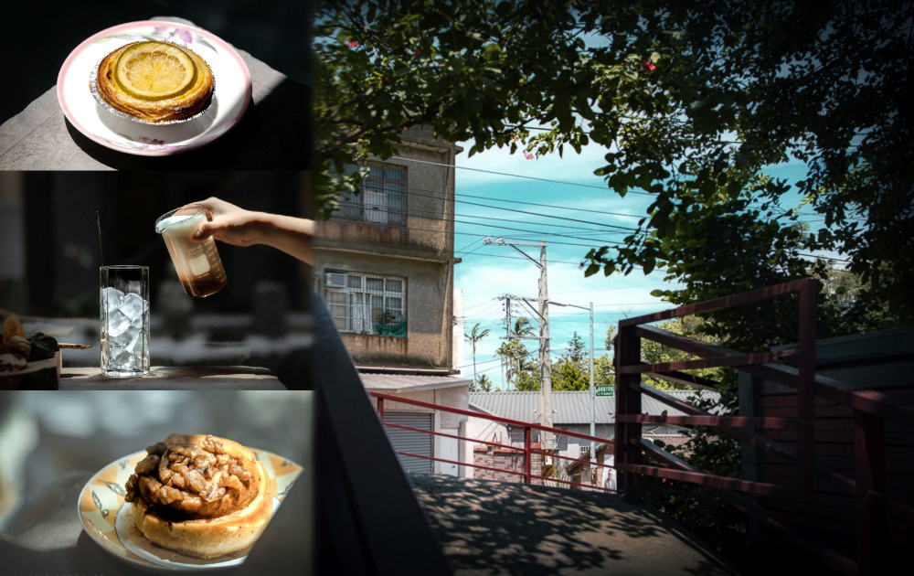 新竹美食。方外珈琲|處處充滿驚喜的寵物咖啡廳,有超好吃肉桂捲跟伯爵奶!