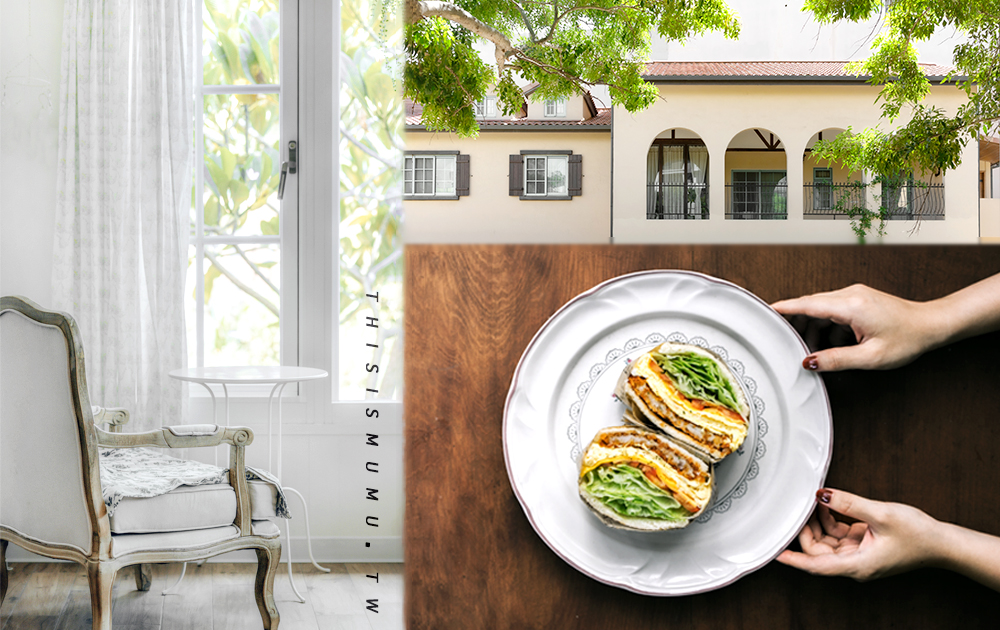 竹北美食。UK Kitchen|新竹高鐵附近的鄉村風早餐,吐司系列蕭齁甲!!!