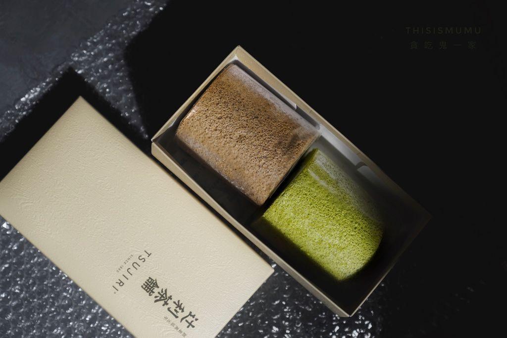 台北宅配美食。TSUJIRI 辻利茶舗|品味茶香的下午茶時光:辻利濃茶卷、宇治焙茶卷