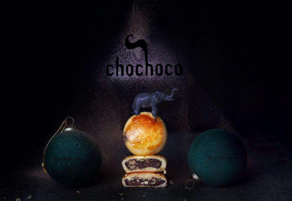 台中美食。chochoco法式漫月中秋禮盒|中西合璧的巧克力月餅