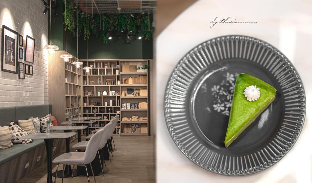新竹美食。Laid Back Cafe 關新社區不限時質感咖啡廳、千層蛋糕。