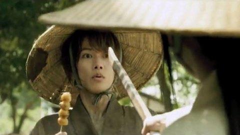 Kenshin Meets Kaoru's Sword