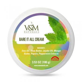 Bare it All Emu Cream Minty