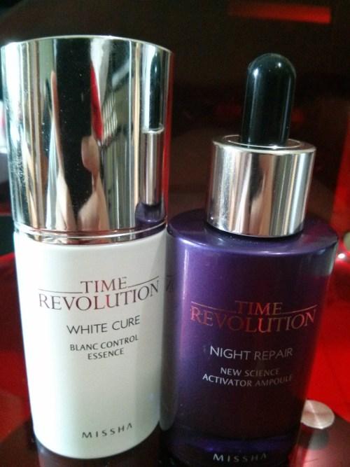 korean_10_step_skin_care_missha_time_revolution_white_cure_serum_night_repair_serum