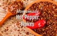 How To Make Homemade Hot Pepper Flakes From Fresh Peppers!