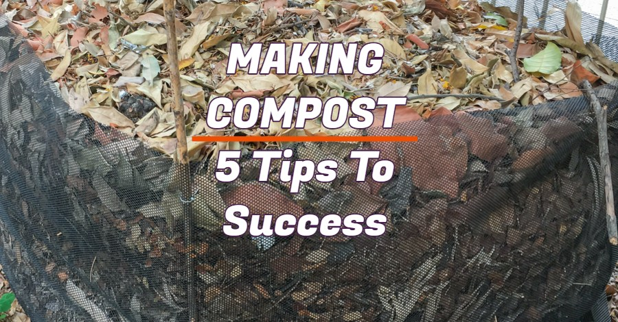 Making Compost – How To Create The Perfect Compost Pile